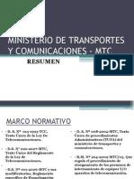Diapositivas Mtc Orbe