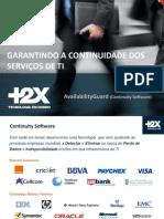 AvailabilityGuard +2X Overview