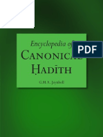 Encyclopedia of Canonical adÊth