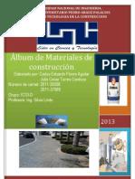 Album de Materiales de Construccion