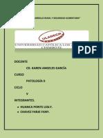 Mapa de Patologia