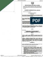 2010 202-2010 AG Reglamento de Funcionamiento de Consejos Educativos