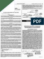Acuerdo Minis 1335 2013 Murales