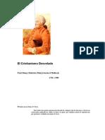 Dietrich Paul Henry - El Cristianismo Desvelado