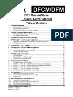 Dfcm Driver Manual