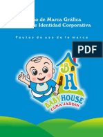 Manual Corporativo Cuna Jardin Babyhouse