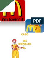 Caso Mc Donalds