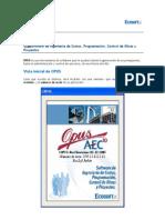 Manual Opus AEC 10 en Espa Ol