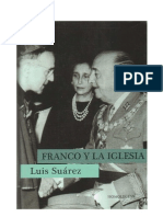 Luis Suarez -Franco y La Iglesia
