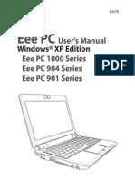 e4478 Eeepc1000he Manual Xp