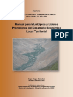 Manual Des Arrollo Economic o Territorial
