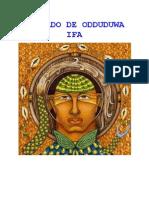 Tratado de Odduduwa Ifa