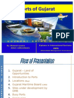 Final Ports of Gujarat