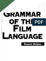 Grammar of the Film Language