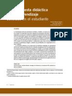 Propuesta didáctica aprendizaje centrado estudiante.pdf