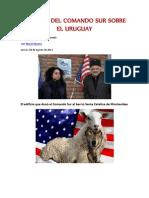 AVANCES DEL COMANDO SUR SOBRE EL URUGUAY.docx