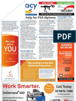 Pharmacy Daily for Thu 15 Aug 2013 - Course fee support for PSA Dip, Secret charge media story wrong, SHPA Med Review, Quebec pharmacy prescribing and much more