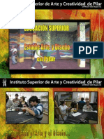 Inst Superior Arte y Creatividad