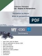 Comprndre La Tirisation Au Maroc Et Ailleurs