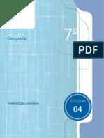 7o Ano Apostila Geografia Vol 2