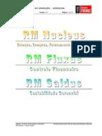Manual de Operação 10.60 - RM Nucleus . RM Fluxus . RM Saldus - Gerencial - Versão 1