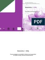 Matemática de EGB y Polimodal