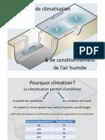 Techniques de Climatisation