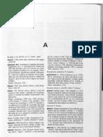Corominas - Breve diccionario etimológico