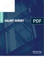 Salary Survey 0708 Michael Page