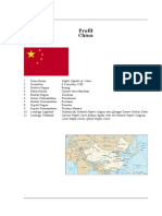 Country Profile China