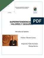Superintendencia de Valores y Seguros FINAL