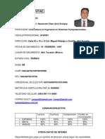 Ejemplo Curriculum Vitae_Arielito