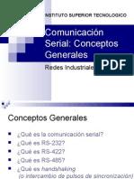Comunicación Serial