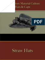 Female Dress - Hats & Caps