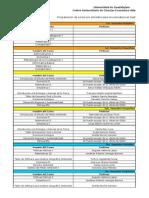 programacion academica 2012B