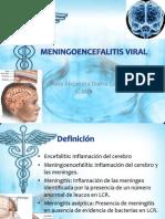 Meningoencefalitis Viral