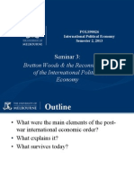 Seminar 3 - 2013 the Bretton Woods System[1]