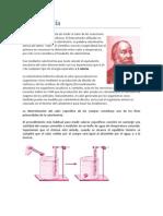 Calorimetria y Analisis Termogravimetrico Resumen
