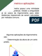 ( Aula 4 )Trigonometria e Aplicações (1)