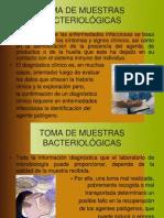 5.- Toma de Muestras Bacteriologicas