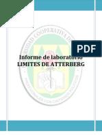 Limites de Atterberg Limite Liquido y Limite Plastico, Indice de Plasticidad