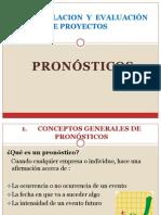 presentasion pronosticos