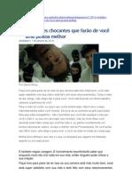 6 VERDADES CHOCANTES Q FARÃO DE VC 1 PESSOA MELHOR