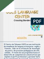 Centro de Idiomas UDES