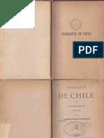 Reclus, Eliseo - Jeografía de Chile