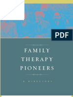 Family Therapy Pioneers