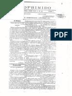 El Oprimido Mayo 16 de 1893
