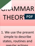 Grammar Theory 2