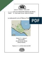55976689 1 La Educacion en El Mexico Prehispanico