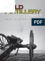 The Field Artillery Part Two